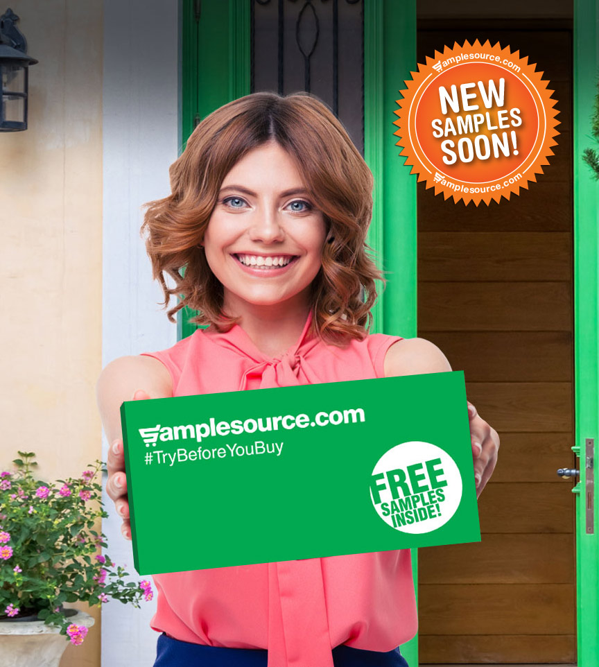 SampleSource com - Free Samples - home, health, beauty